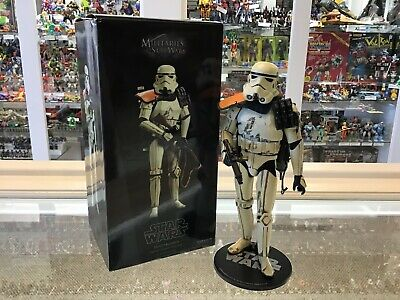 Sideshow Collectibles - Hot Toys - Militaries Of Star Wars - Sandtrooper - Mib
