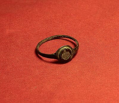 Late Medieval Finger Ring, 17. Century