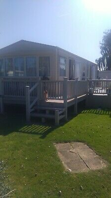 Caravan to hire, rent, holiday, near Skegness. 6 birth, southview leisure park