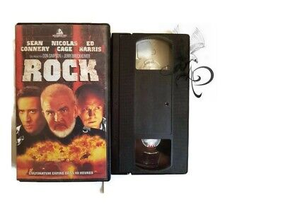 VHS film *ROCK* original cassette don et jerry free shipping .