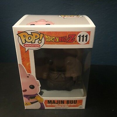 Dragon Ball Z Majin Buu Chocolate Funko Pop Exclusive Figure