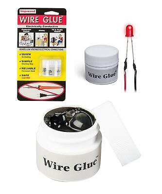 Highly Conductive Wire Glue Paint for AC/DC  NO Soldering Iron free post