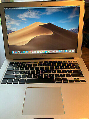 "Apple MacBook Air 13"" A1466 4GB RAM, 128GB SSD, Core i5, 1.8 GHz"