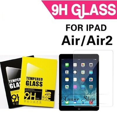 Genuine Gorilla Tempered Glass Film Screen Protector For Apple iPad Air / Air 2