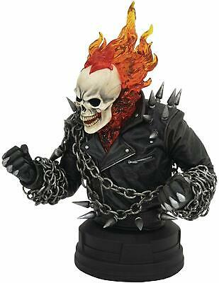 DIAMOND SELECT TOYS Marvel Comics Ghost Rider 1: 6 Scale Resin Bust* PREORDER*