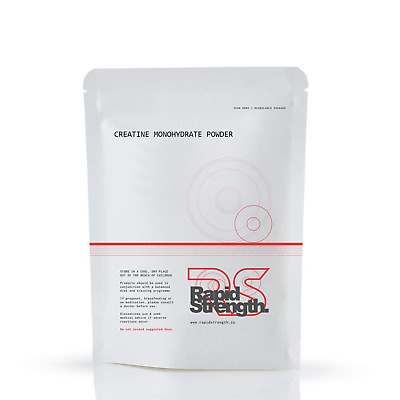 Creatine Monohydrate Powder 50g 100g 250g 500g Pure Micronised Creatine Free P&P