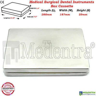 Medical Instruments Box Autoclavable Dentist Surgical Laboratory Scalers Rack CE