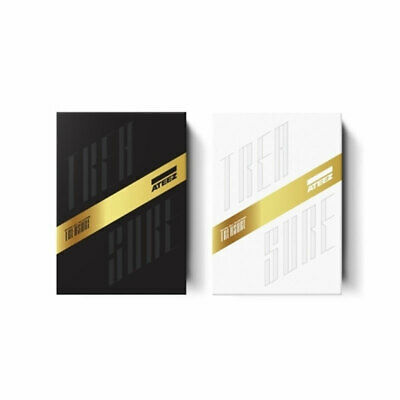 ATEEZ 1st Album [TREASURE EP.FIN : ALL TO ACTION] CD PhotoBook PhotoCard Poster