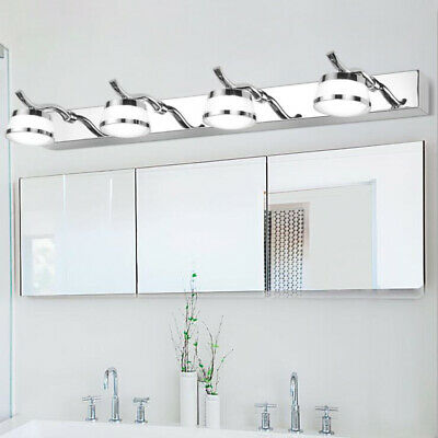 LED Wall Sconce Fixture Mirror Front Bath Picture Light Makeup Vanity Lighting