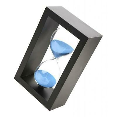 20 Minutes Sand Timer Clock Hourglass Sandglass Home Gift Kids Toy Blue