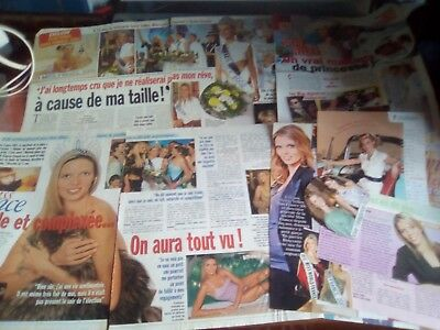 Clippings Miss France Sylvie Tellier
