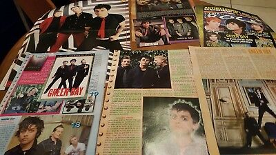 Clippings green day