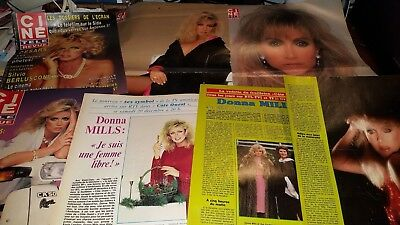 Clippings donna Mills cote Ouest
