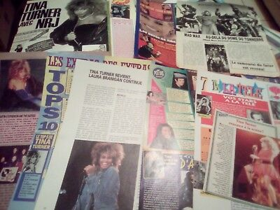 Clippings Tina Turner