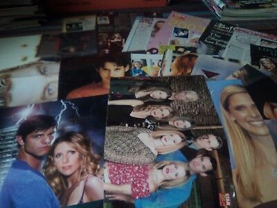 Clippings Buffy contre les vampires