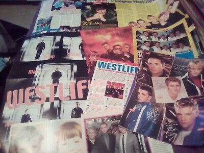 Clippings westlife