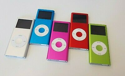 Apple iPod Nano 2nd Generation - Mixed Grades & Colours - Fully Working