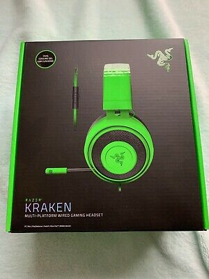 Razer Kraken Pro V2 Esports Gaming Headset New & Sealed