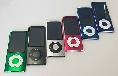 Apple iPod Nano 5th Generation - Mixed Grades & Colours - Fully Working