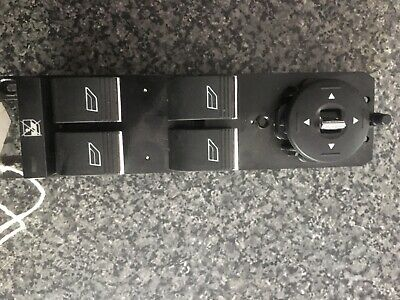 FORD FOCUS  Offside Front Master Electric Window/mirror Window Lock Switches