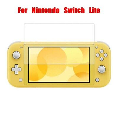 1/2PCS For Nintendo Switch Lite Premium Tempered Glass Screen Protector Guard-RO