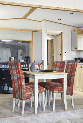 Static Caravan For Sale / Holiday Home/ Lodge/ Low Site Fee's/ Decking/5 Star