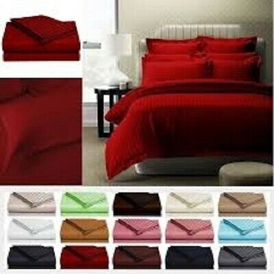 Duvet Cover Egyptian Cotton 600 Thread Count Bed Duvet With Zipper Closer Style