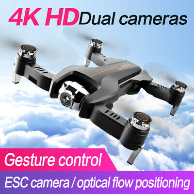 S5 Drone RC Quadcopter Electric Adjustment Dual Camera Foldable Remote Control