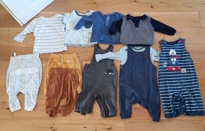 Baby Boys Bundle. 3-6 months!! Autumn outfits!
