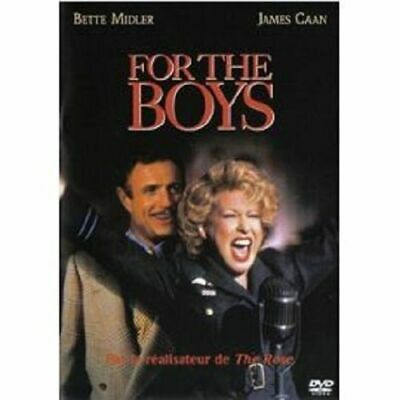 FOR THE BOYS // DVD NEUF // Comédie Dramatique 1991 / Bettle MIDLER / James CAAN