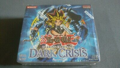 Yugioh Dark Crisis Dcr 36 Booster Box Display Neu & OVP