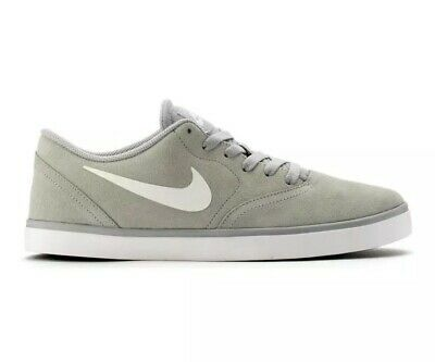 Nike SB Check Mens Trainers Size UK 10 (EUR 45) New RRP £70.00 Box has no lid