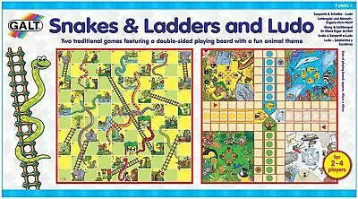 Galt Toys Snakes And Ladders Ludo Game Set Brand New and Sealed