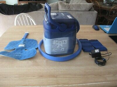 BREG Polar Care CUBE Ice COLD THERAPY system machine KNEE SHOULDER