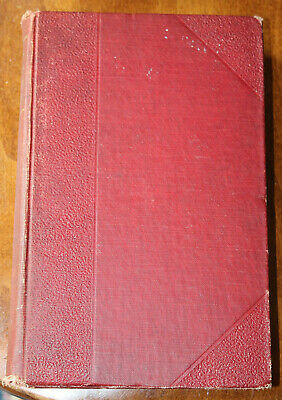 Antique 1880 Book Drakes Indians of North America Native American