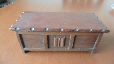 Tallent Musical Box. Jewellery Box. Swiss Cuendet Movement. Handmade Woodcraft