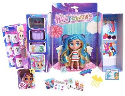 Hairdorables Bella Bows Surprise Sealed Doll and Accessories New Series 1 Doll
