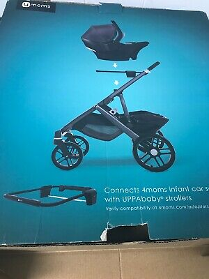 4moms Car Seat Adapter For UPPAbaby Strollers