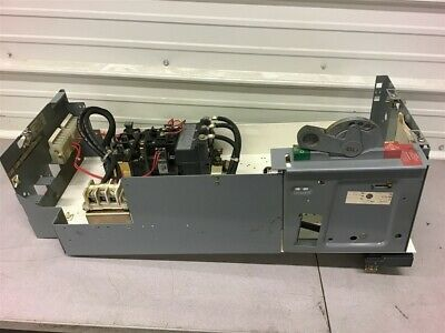 Allen-Bradley 50 Hp Motor Control Center Unit 480 Volts 3 Phase -Nema Size 3