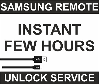 Unlock Code Samsung Galaxy S8 Plus SM-G950F G955F S7 S7 Edge Vodafone EE O2 UK