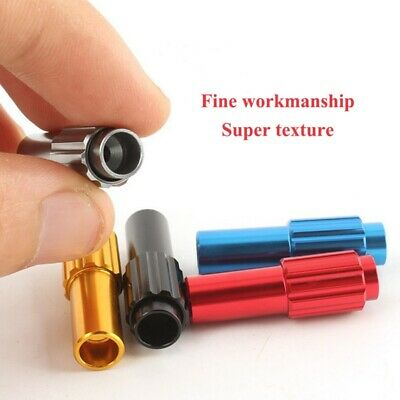 Bike Brake Cable Gear Shift Connector Speed Coaxial Adjuster Housing Cap SA
