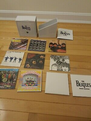 The Beatles in Mono Limited Edition Box Set  (Missing Disc #2)