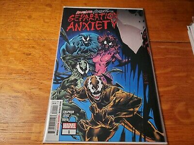 Absolute Carnage Separation Anxiety #1 MARVEL Comics Main Cover NM