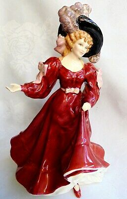 Royal Doulton Figure of the Year * PATRICIA *  HN3365. Very Good Condition. 1993