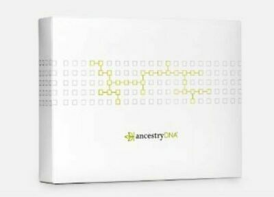 ANCESTRY DNA KIT brand new sealed FREE SHIPPING