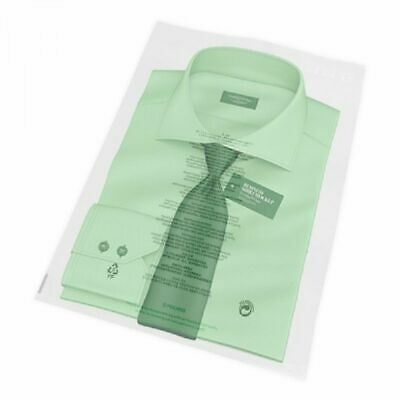 Oxo-Biodegradable Clear Garment Bags