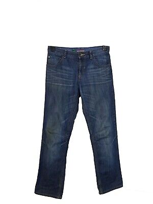TOMMY HILFIGER Jeans Age 16 Blue Slim Straight Designer Casual Everyday Evening