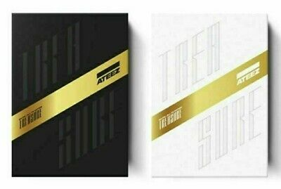 Ateez  Vol.1 Treasure Ep.fin All To Action (+/- Poster Option) [Kpoppin Usa]