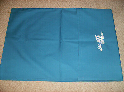 Go Anywhere Blue My Pillow Case Wash & Dry As Seen On Tv New Goanywhere Travel