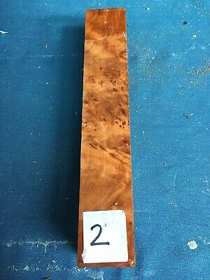 Thuya Burl turning Blanks/burr/exotic Woods/ NEW STOCK !